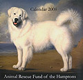 Calendar 2008 <br> Animal Rescue Fund of theHamptons